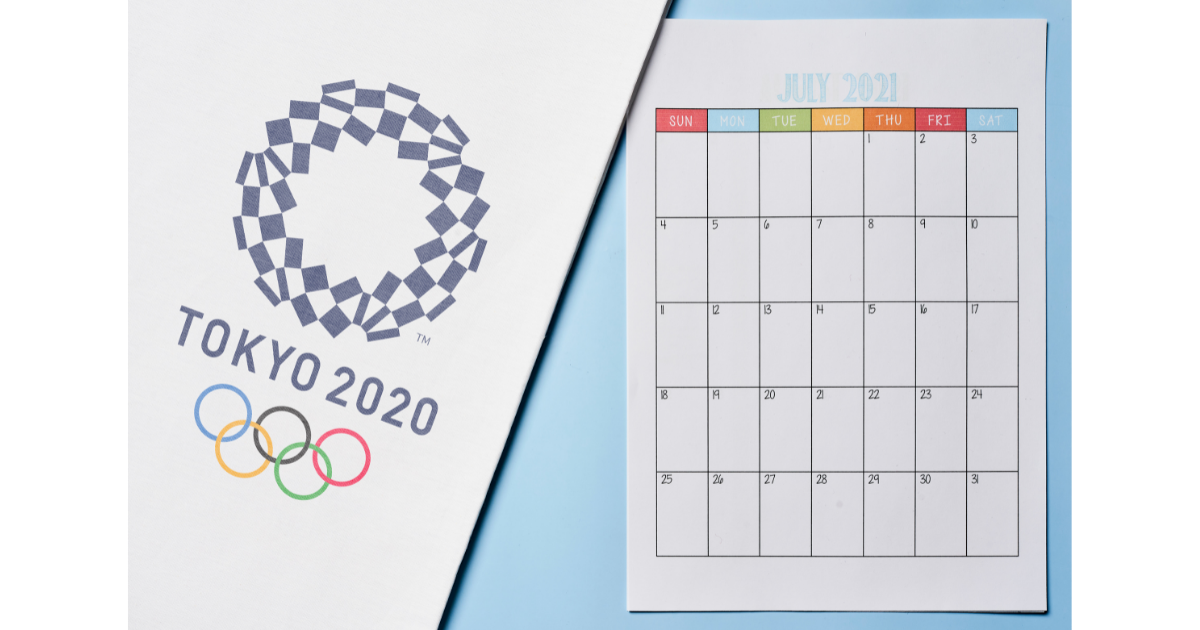 Olympians & Paralympians – July & August 2021 people of the month