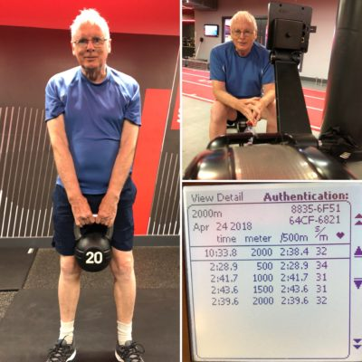 DAVID – AUGUST 2018 CLIENT OF THE MONTH