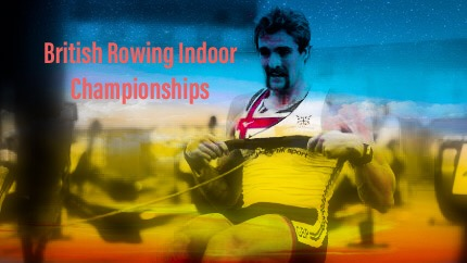 British Rowing Indoor Champs results 2017