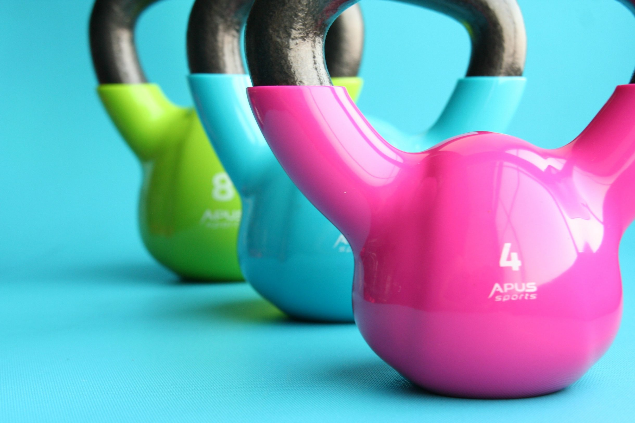 Kettlebell lunchtime workout