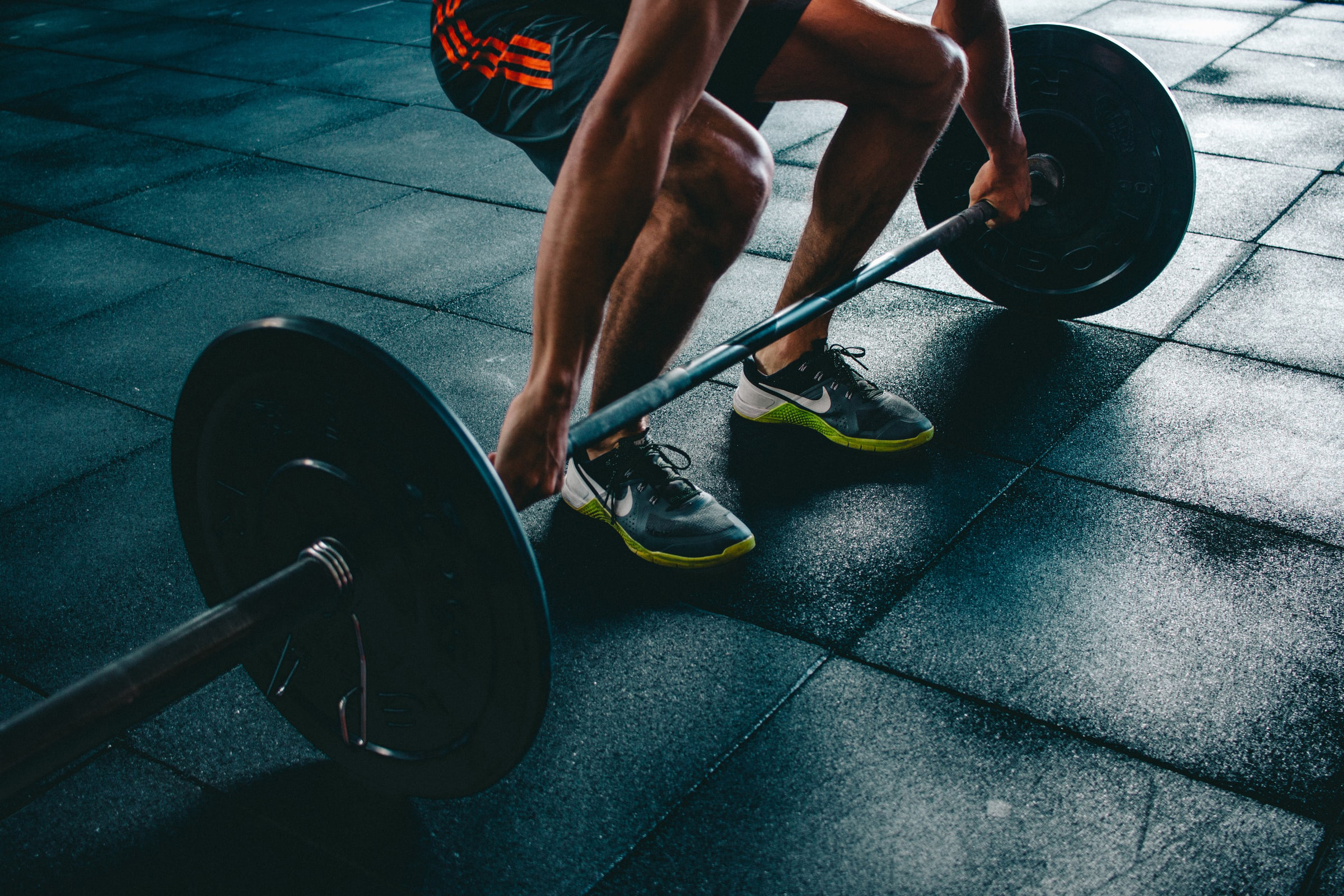 Olympic weightlifting training to lose weight