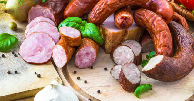 Processed meat has been classified as a 'definite' cause of cancer